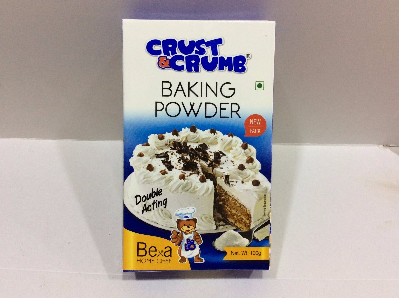 Crust and Crumb double acting Baking Powder 100gm, The Bakers Walk, streetbell.com, www.streetbell.com