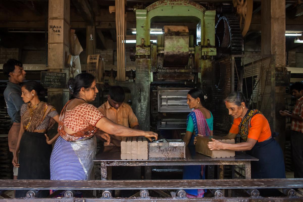 A Walk Through Mangalore S Oldest Tile Factory