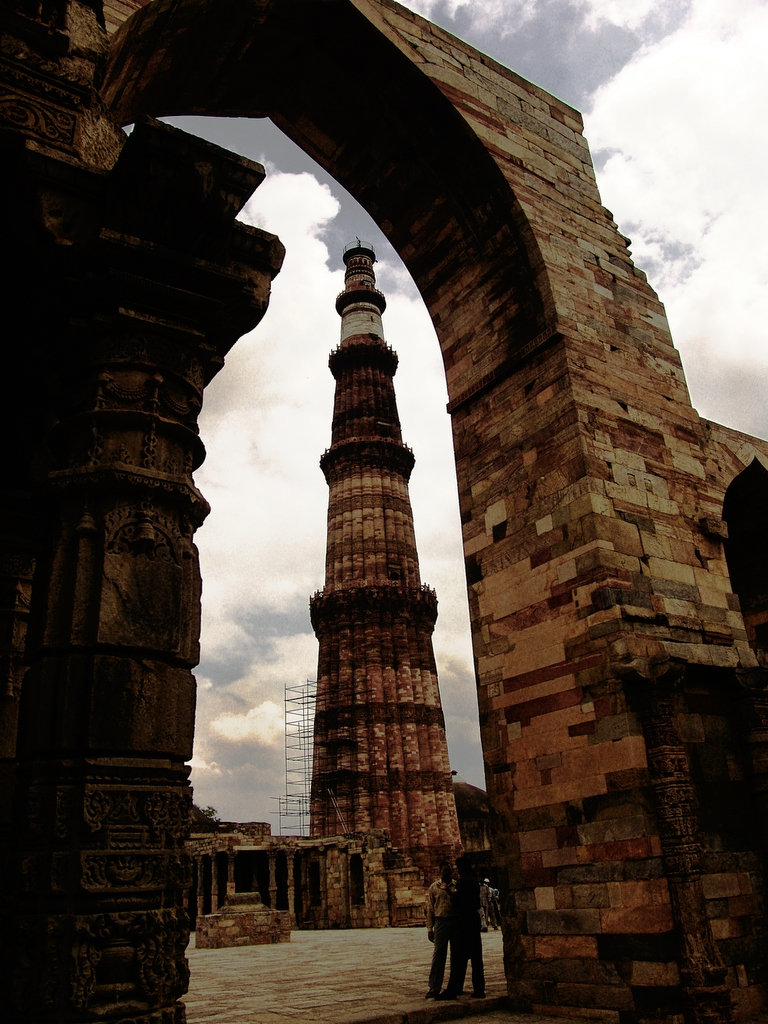 monuments made of red sandstone