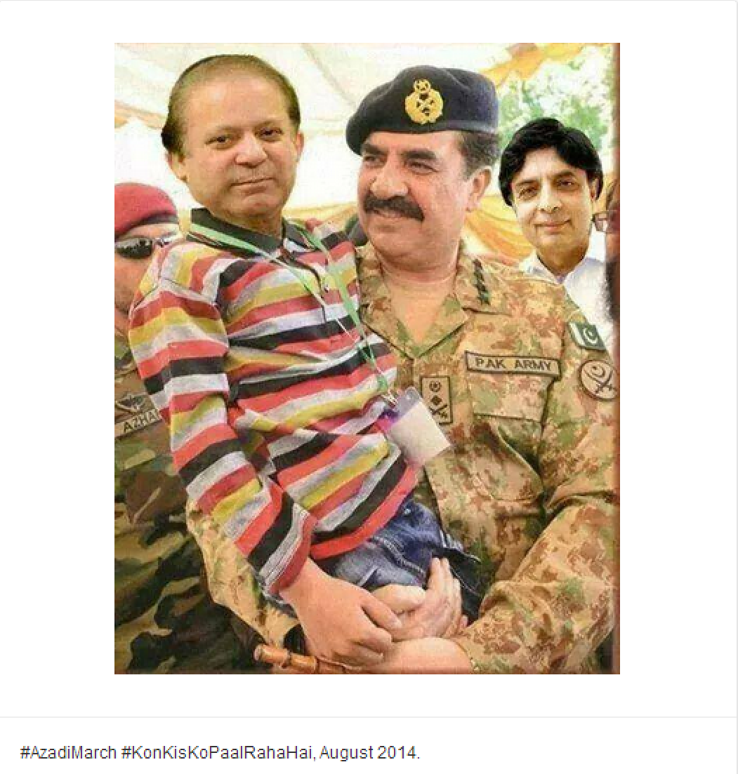 Nine Pakistani Memes That Capture The Current Political Crisis
