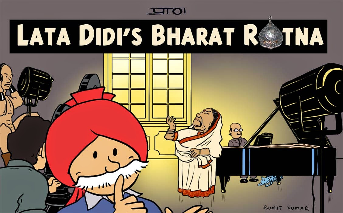 Chacha Chaudhary infiltrated Tintin's world  Here are the