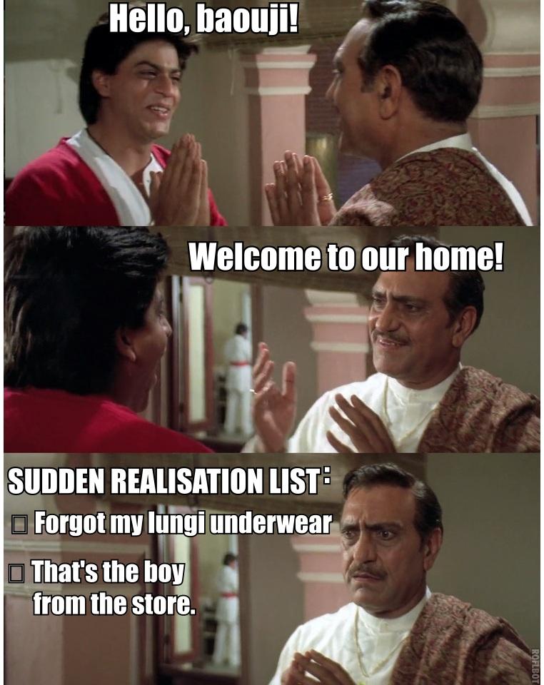 What if Ravi Shastri had made DDLJ? Twitter users imagine alternative  endings for iconic film