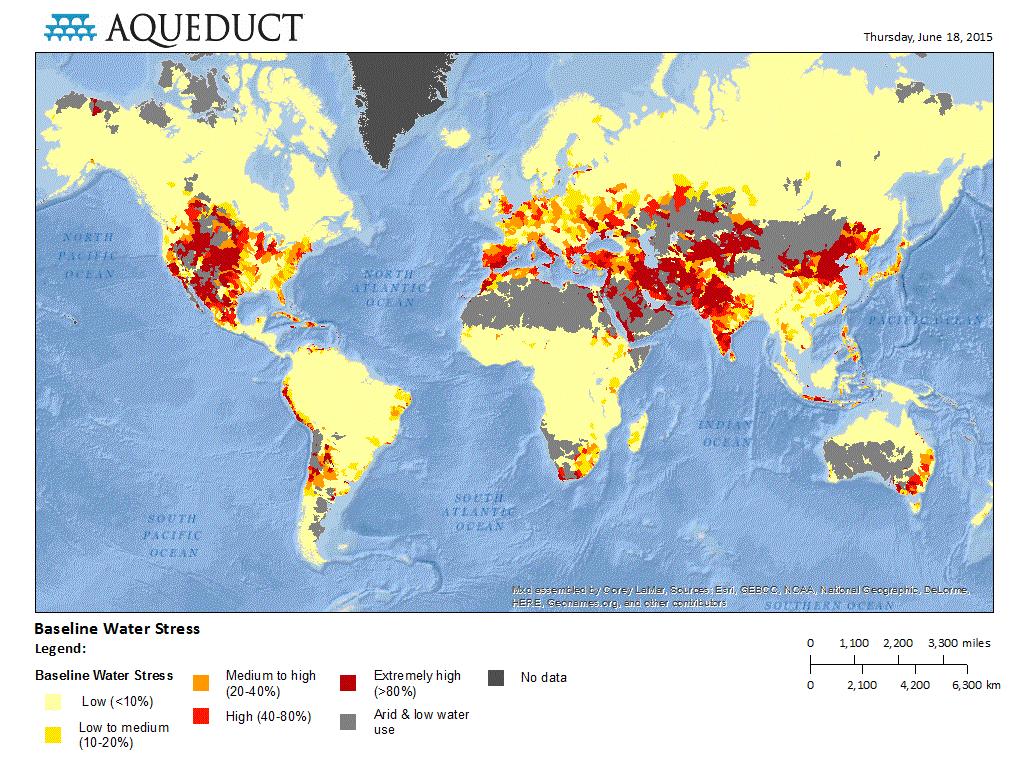 essay land water air pollution