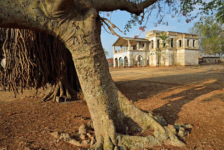 In pictures: Revisiting the ghosts of a glorious past at Kolar's