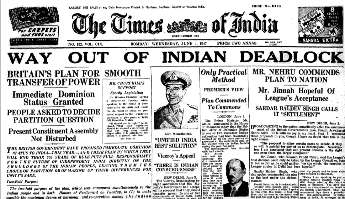 Image result for Partition of Bengal resolution 1947