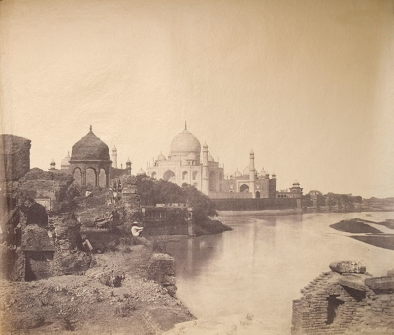How The Taj Mahal Became Part Of The Campaign To Erase
