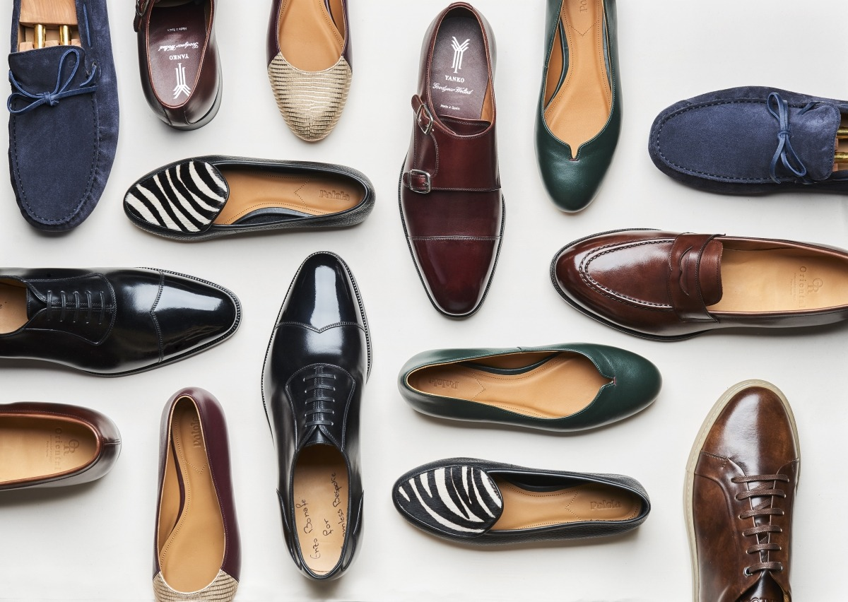 AN INTRODUCTION TO UNDERSTANDING SHOE ANATOMY
