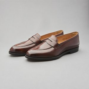 Men's Shoes - Oriental Penny Loafer