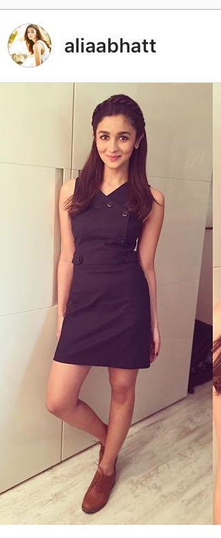 Alia bhat's shaandhar promotion outfit, it from top shop India but i can't seem to find it! - SeenIt