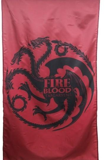 I know this isnt a clothing item but could anyone tell me where do i get such a GoT red banner from - SeenIt
