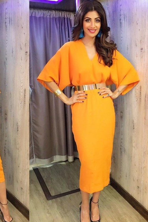 Want the dress that Shilpa Shetty is wearing - SeenIt