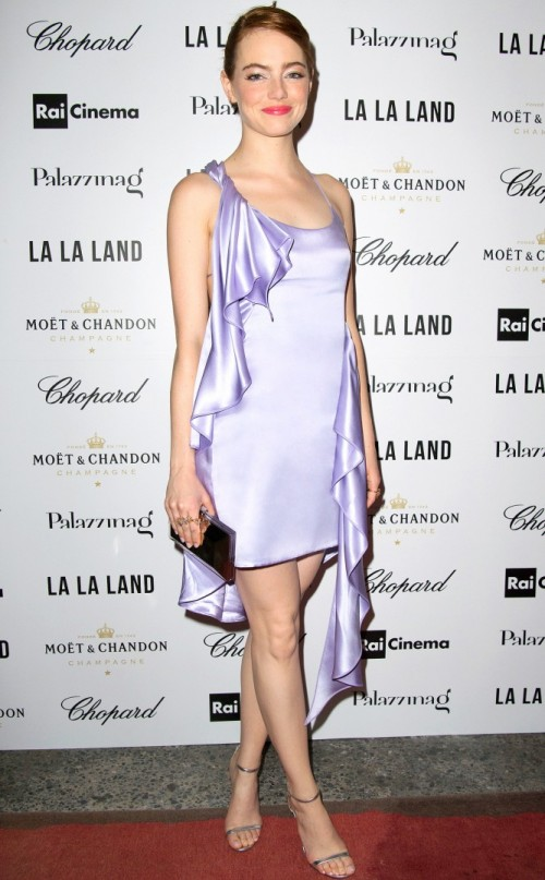 Emma Stone looked stunning at the La La Land afterparty. Yay or Nay? - SeenIt