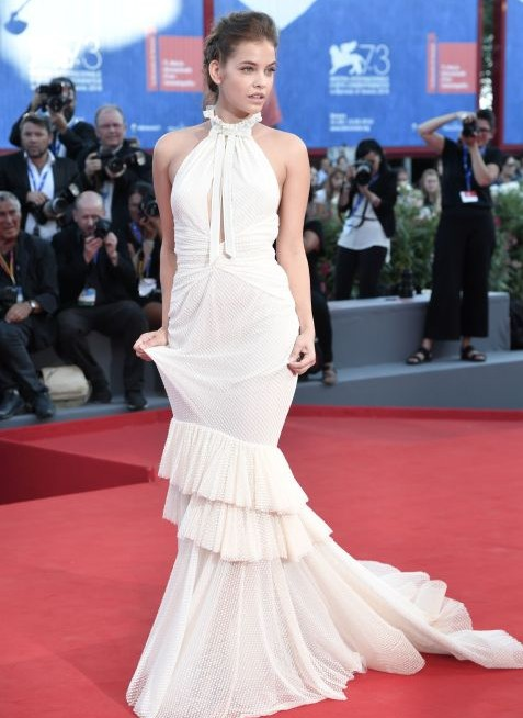 Barbara Palvin looked ravishing at the Venice Film Festival. What do you think? - SeenIt