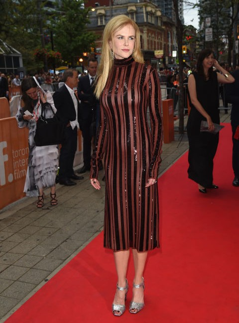 Nicole Kidman at Lion premiere at the Toronto Film Festival 2016. - SeenIt