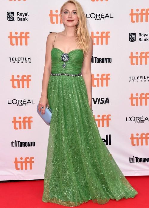 Dakota Fanning At American Pastoral premiere at the Toronto Film Festival 2016. - SeenIt