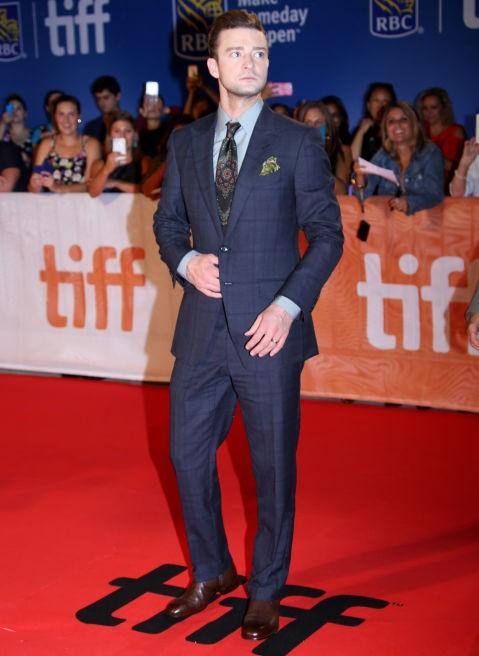 Justin Timberlake at Justin Timberlake + The Tennessee Kids premiere. - SeenIt