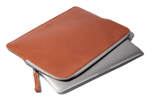 Help find a tan leather zipper sleeve for Macbook Pro 13