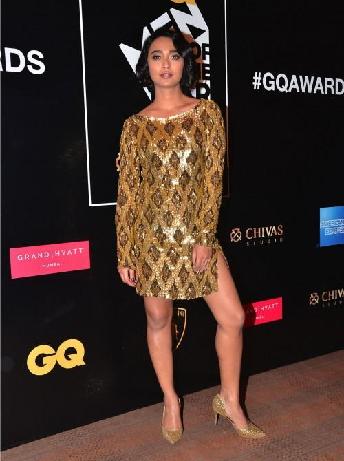 Sayani Gupta rocking the red carpet at the GQ Style Awards 2016. - SeenIt