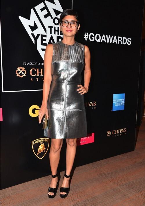 Kiran Rao at the GQ Style Awards 2016. - SeenIt
