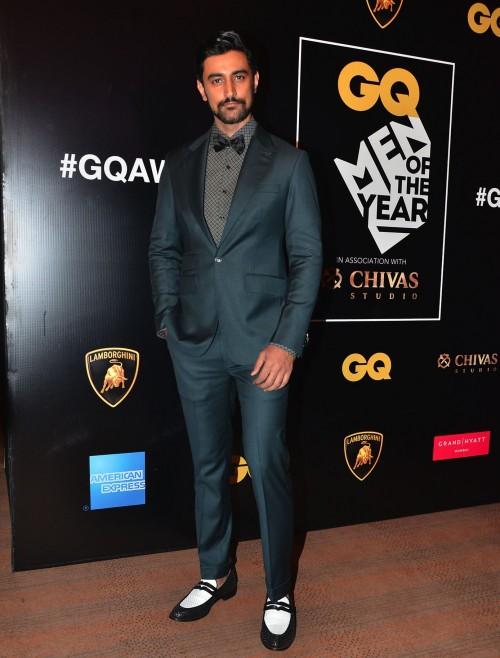 Kunal Kapoor at the GQ Style Awards 2016. - SeenIt