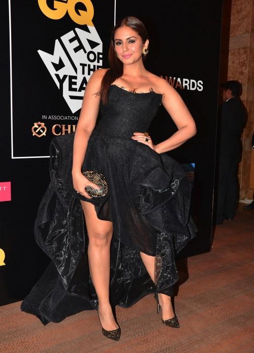 Huma Qureshi at the GQ Style Awards 2016. - SeenIt