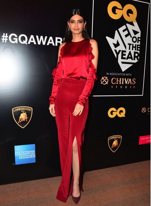 Diana Penty looked beautiful at the GQ Style Awards 2016. - SeenIt