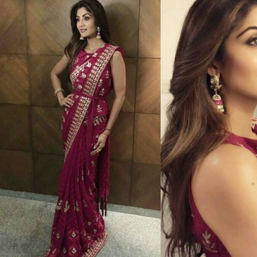 Looking for Shilpa Shetty's saree - SeenIt