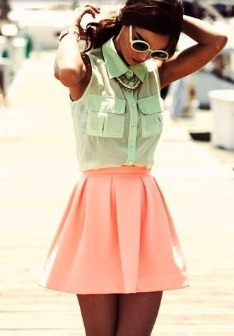 This novel color combination. Yay or Nay? - SeenIt