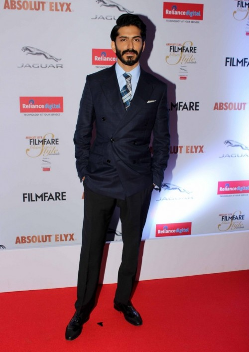 Harshvardhan Kapoor at the Filmfare Glamour and Style Awards 2016 - SeenIt