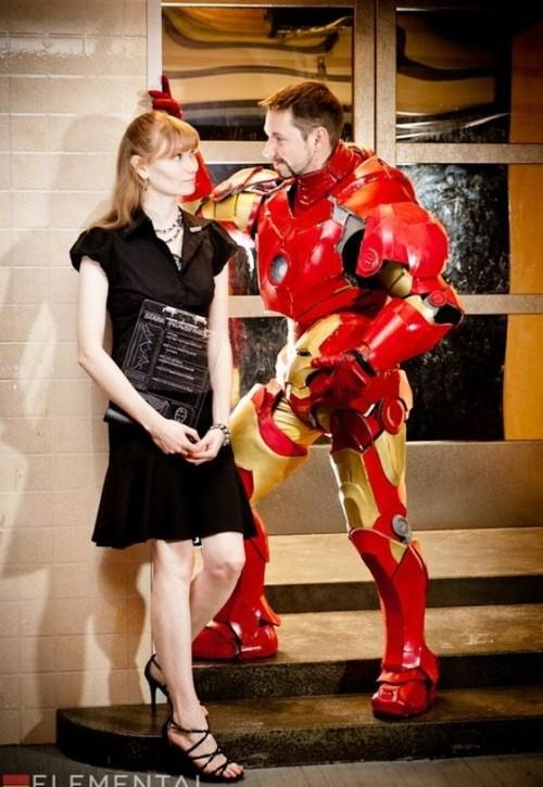 tony stark and pepper
