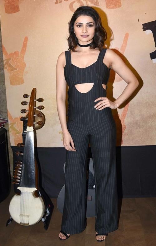 Love Prachi Desai's black jumpsuit!! What do you think? - SeenIt