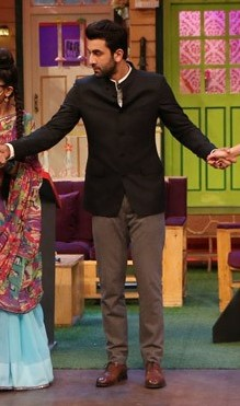 Want Ranbir Kapoors black blazer that he wore during the Ae Dil Hai Mushkil promotions ! - SeenIt