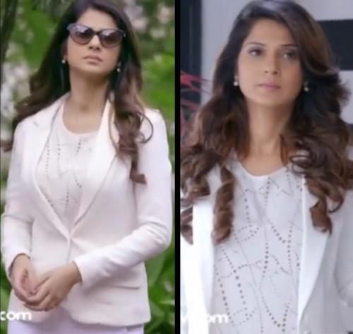 Shop jenniferwinget, blazer, outfit, sunglasses, top on ...