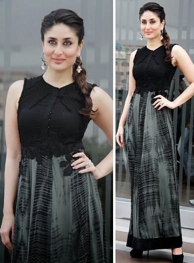 need  a similar tie-dye dress like kareena is wearing - SeenIt