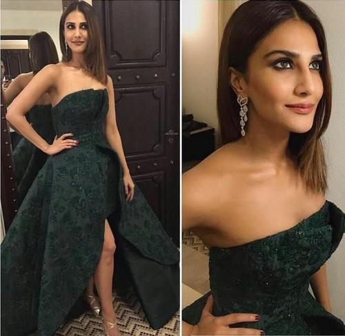Vaani Kapoor in a drop dead gorgeous outfit for Befikre promotions.. ! - SeenIt
