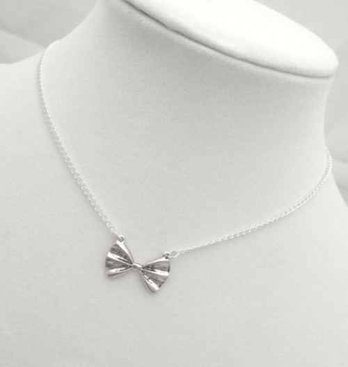 bow pendant from indian websites only - SeenIt