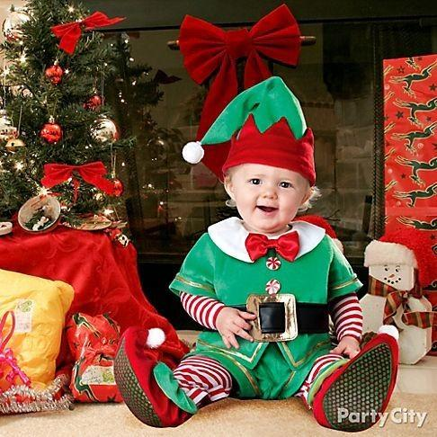 Does anyone know where I can find an elf outfit for kids? - SeenIt
