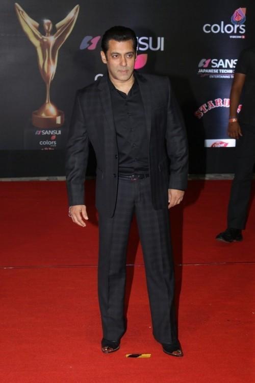 Salman Khan at the Stardust Awards 2016. - SeenIt