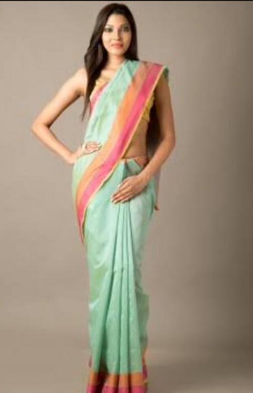 looking for a similar silk saree - SeenIt