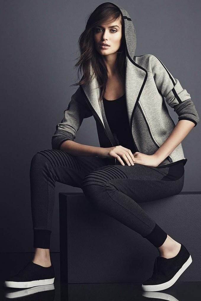 Looking for a similar grey  jacket and jogger pants - SeenIt