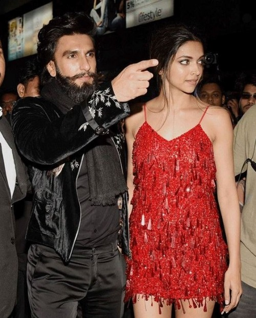 #Deepveer looking HAWT at xXx movie premiere afterparty... your thoughts? - SeenIt