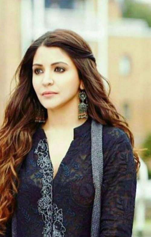 want similar earrings like anuska is wearing - SeenIt