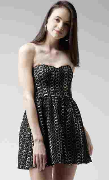 want a similar tube short dress , other solid color's will do as well..within 1500 rs..domestic sites pls. - SeenIt