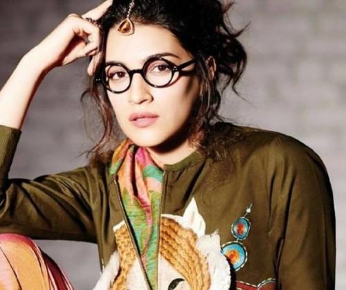 Something similar to the black round eyewear that Kriti Sanon is wearing. - SeenIt