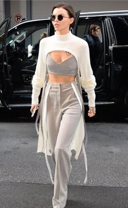 Yay or Nay? Ruby Rose's white outfit. - SeenIt