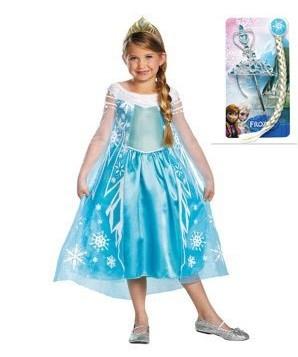 Similar to this Frozen dress - SeenIt