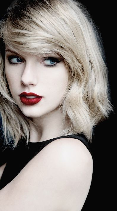 Something similar to the red lipstick that Taylor swift is wearing. - SeenIt