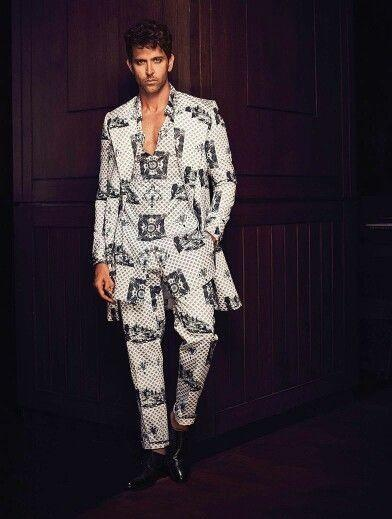Shop Hrithikroshan Blazer Coat Outfit Shirt Trousers On Seenit