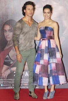 Yay or Nay? Shraddha Kapoor's dress during the promotion of her movie. - SeenIt