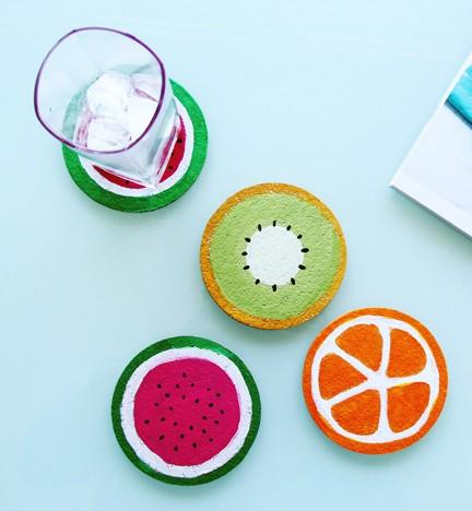 Want similar Fruity Coaster. - SeenIt